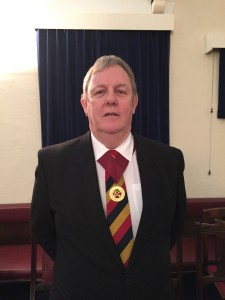 Ill Comp Bob Fairbairn District Grand Treasurer